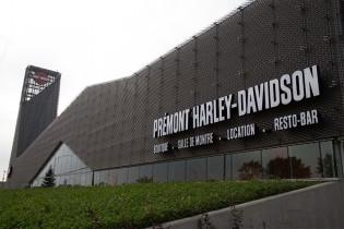 PRÉMONT – HARLEY DAVIDSON DE QUÉBEC